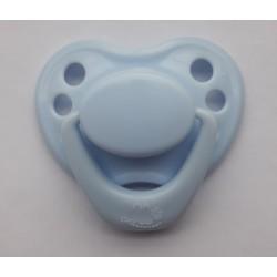 Chupete para bebé reborn - Azul bebé