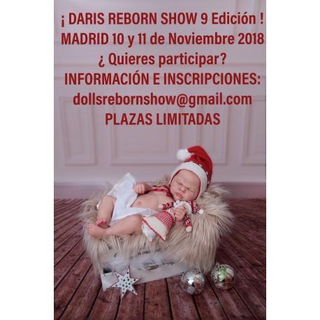 IX Feria Bebé Reborn - Madrid - DARIS Show