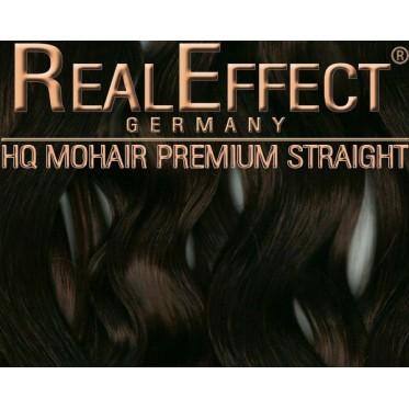 Castaño oscuro - Real Effect F05 - Kids