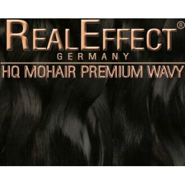 Deep Dark Brown  - Real Effect F05 - Yearling