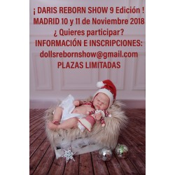 Dolls And Reborn International Show - Madrid - DARIS