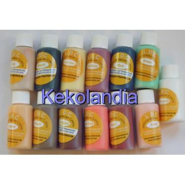 LDC-Pintura Especial-Set 13 colores