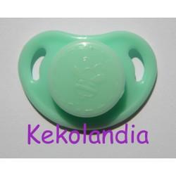 Chupete para bebé reborn - Verde