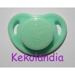 Pacifier Reborn Baby - Green