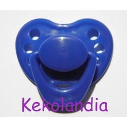 Pacifier Reborn Baby - Dark blue
