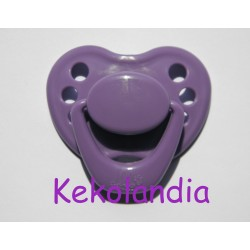 Pacifier Reborn Baby - Dark Mallow