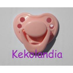 Pacifier Reborn Baby - Pink