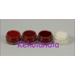 Premixed lot Color Strawberry