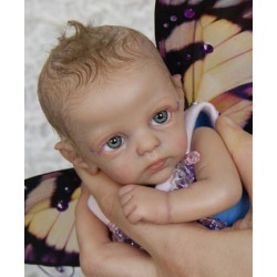Mini Bebé - Petunia - Hada-Elfo - Marita Winters