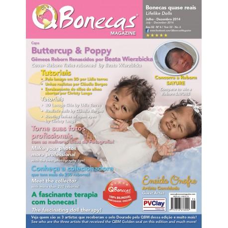 Revista QBonecas nº 6
