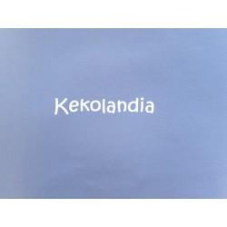 Arrullo de algodón - Azul