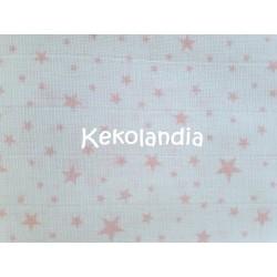 Baby Gauze - Stars - Pink