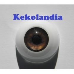 Ojos- Ámbar -18mm
