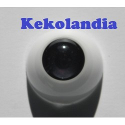Ojos- Marrón Oriental -20mm