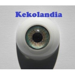 Eyes - Meadow Green-20mm