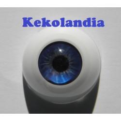 Eyes - Midnight Star - 20mm