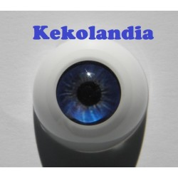 Ojos- Estrella Medianoche -18mm
