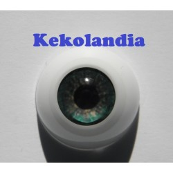 Eyes - Green Forest - 18mm