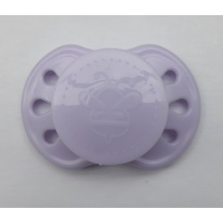 Pacifier Reborn Baby - Lilac