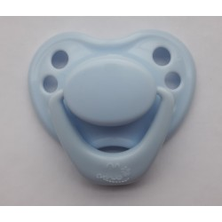Pacifier Reborn Baby - Baby blue