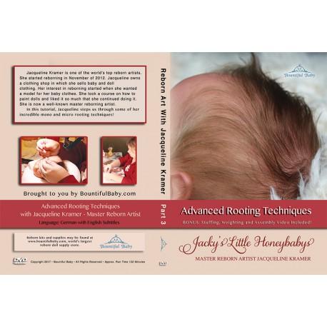 DVD Jacqueline Kramer - III Técnicas Rooting Avanzadas