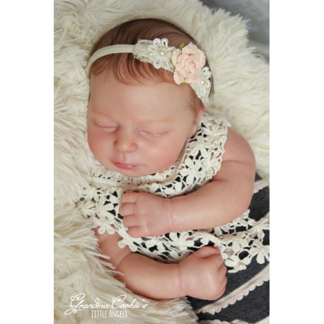 Ana  Asleep