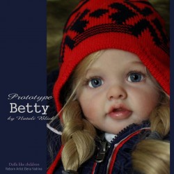 Preorder Betty - Natali Blick