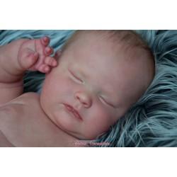 Joseph Dormido Bebé 3 meses