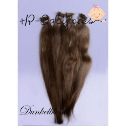 6. Rubio oscuro - Dunkel blond