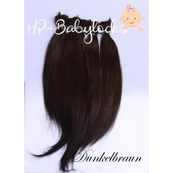 7. Dark Brown - Dunkelbraun