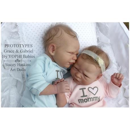 Preorder  Grace or Gabriel - Yophi Babies