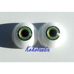Ojos-Verde amanecer - 22mm