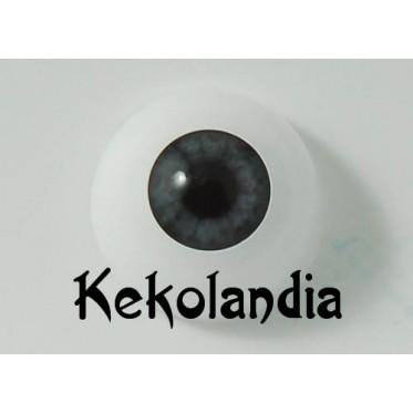Ojos- Azul Medianoche - 20mm