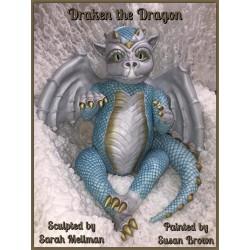 Draken Dragon - Sarah Mellman