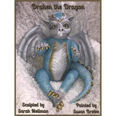 Prepago-reserva Drakon Dragon - Sarah Mellman