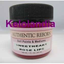 Premixed Color Sweetheart Rose Lips