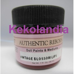 Premixed Color Vintage Lips