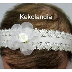 Diadema Kekolandia - Blanca - Modelo K28