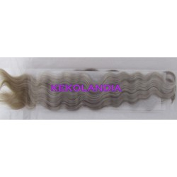 Mohair Fantasia - Medium Gray
