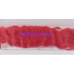 Mohair Fantasia - Pink punch