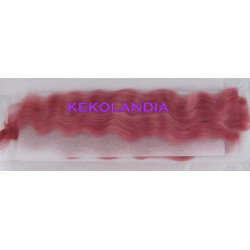Mohair Fantasia - Rose petal pink