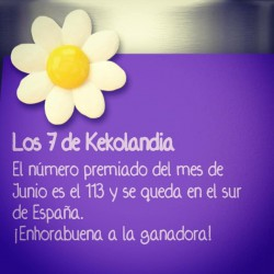 7 - The Kekolandia´s Day - Raffle Materials