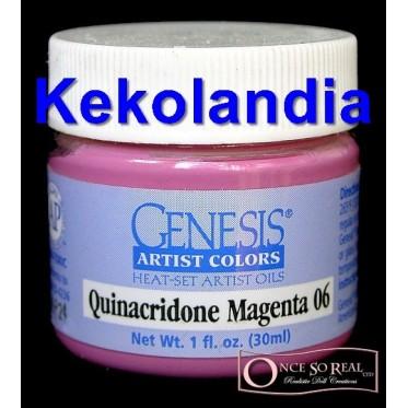 Quinacridone Magenta 06