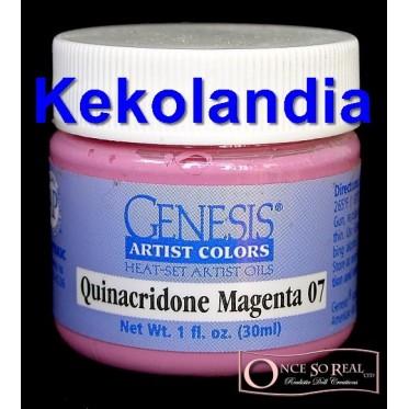 Quinacridone Magenta 07
