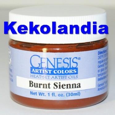 Burnt Sienna