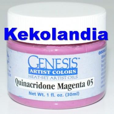 Quinacridone Magenta 05