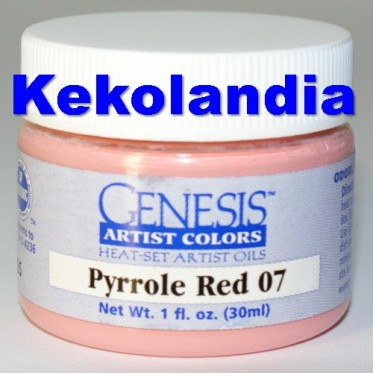 Pyrrole Red 07