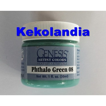 Phthalo Green 08