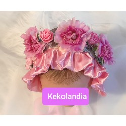 Flowers headband - Hestia