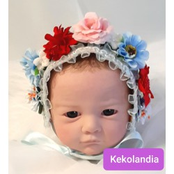 Flowers headband - Selene